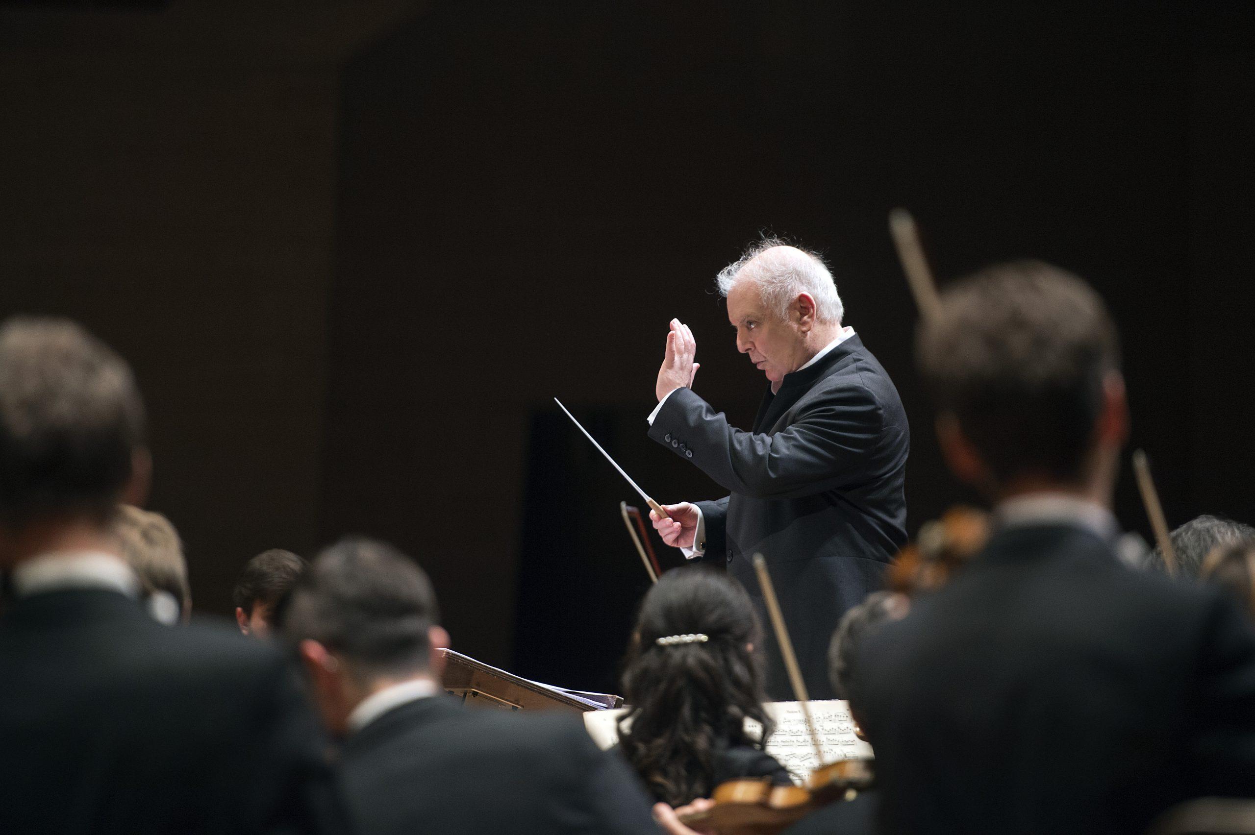 Brahms / Intégrale des Symphonies – Staatskapelle berlin – 1re partie